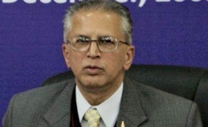 Former Union Home Secretary G.K. Pillai