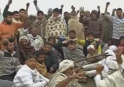 Jat agitation in Haryana