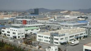 Kaesong industrial complex korea