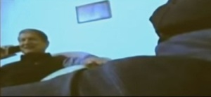 A frame from sting video of Harish Rawat