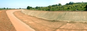 Bargi diversion project