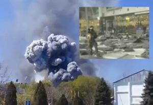Brussels rocked by Terrorist attack