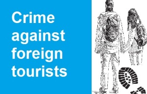crime against foreign tourists