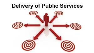 delivery of public services