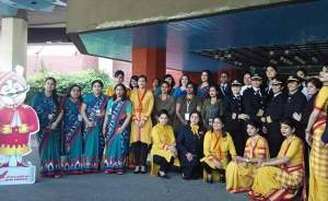 Air India all women crew