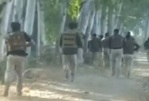 Battle with terrorists inside Pathankot Air Force base in March 2016