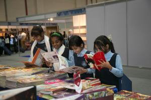 Abhu Dhabhi International Book Fair3