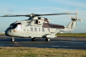 AugustaWestland VVIP helicopter