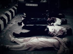 Four killed in encounter in Gujarat in June 2004