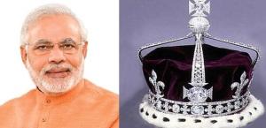 PM Modi-Kohinoor