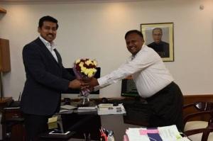 Ajay Mittal Secretary I & B