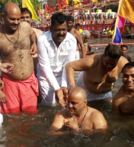 Arun Yadav-Simhasth