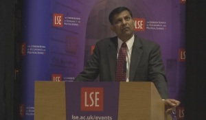Dr Raghuram Rajan London School o Economics