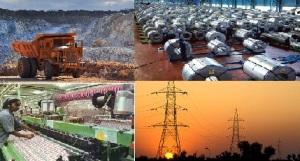 major sectors