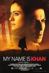 My Name is Khan -theatrical release poster