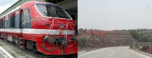 Railways and roads