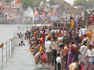 Shahi Snan, Ujjain Simhasth 2016