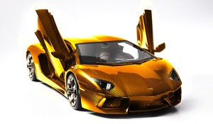 The grand Lamborghini