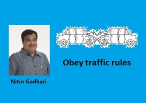 obey traffic rules