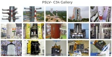 PSLV-C34 Gallery