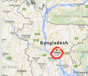 Dhaka terror attack
