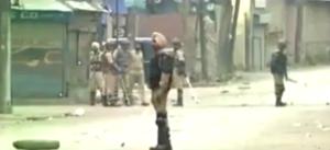 Kashmir violence