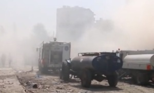 Aleppa bombing