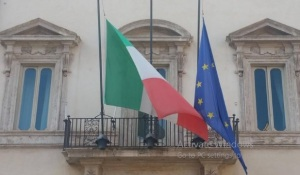 italy earthquake national mourning