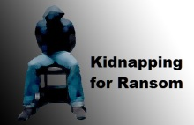 Kidnapping for ransom