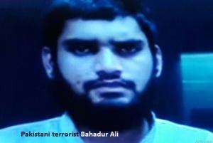 Pakistani terrorist Bahadur Ali
