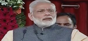 Prime Minister Narendra Modi in Bhopal