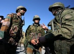 Indo-Russian military exercise
