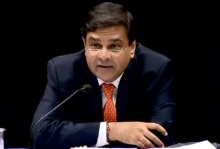 Reserve Bank Governor Urjit Patel