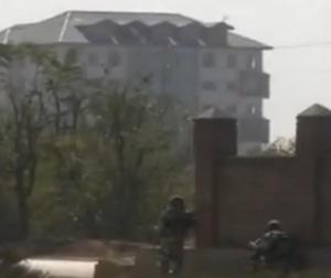 terrorist-attack-pampore-building