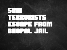SIMI terrorists