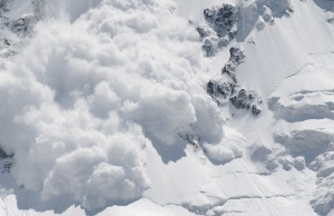 avalanche (representative photo)