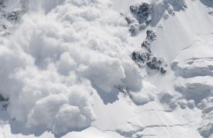 avalanche (representative photo)