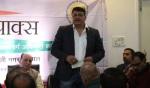 SAPAKS President Dr. Anand Singh Kushwah