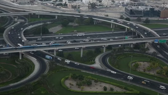 New flyovers to bypass Sheikh Zayed Road in Dubai