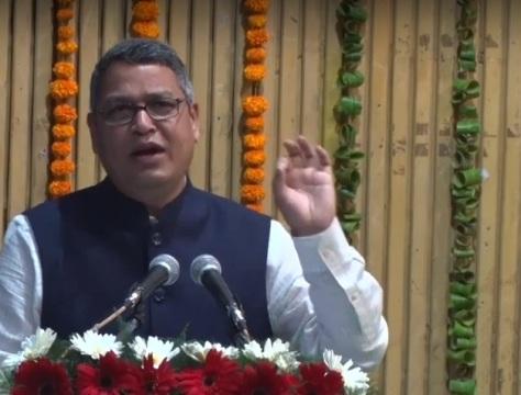 Deepak Tiwari, Vice Chancellor