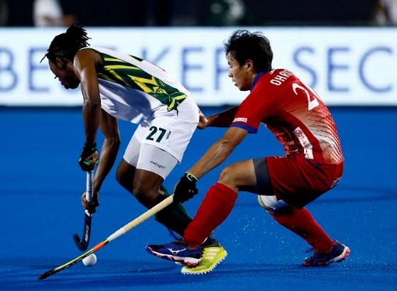 Japan vs South Africa