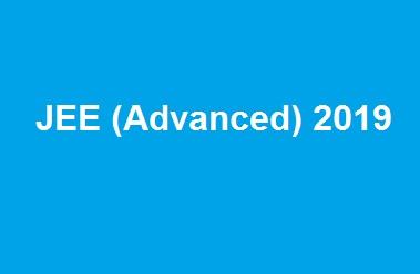 JEE (Advanced) 2019