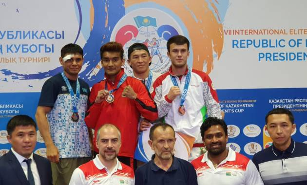 Four-time Asian Championships medallist Shiva Thapa won the 63 kg gold.jpeg