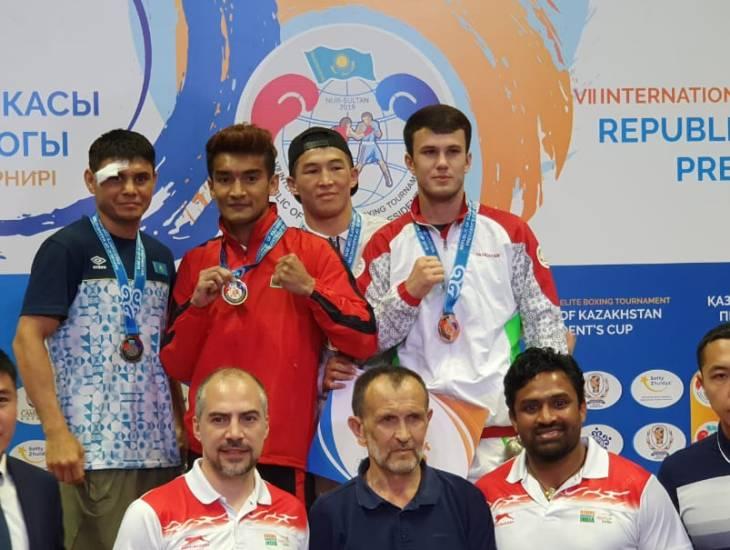 Four-time Asian Championships medallist Shiva Thapa won the 63 kg gold.jpeg