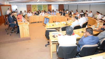 National Conference on Cyber Crime Investigation and Cyber Forensics at CBI headquarters