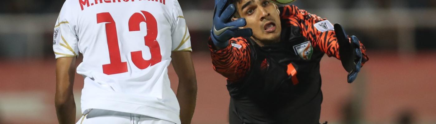 2019-20 AIFF Men's Footballer of the Year- Gurpreet Singh Sandhu