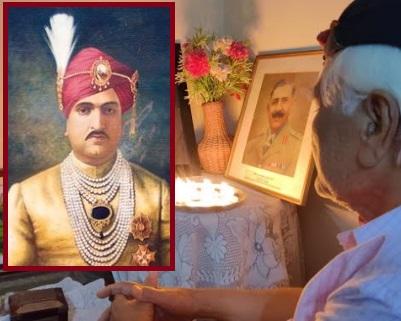 Tributes to Maharaja Hari Singh